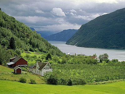 Il Sognefjord